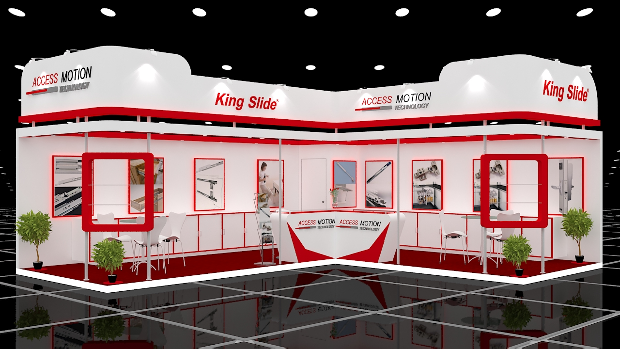 Exhibition Stall Quotation : Exhibition design services trade show displays stall exhibition